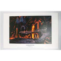 6 X STARGATE LIMITED PRINTS ONLY 1000 MADE OF EACH