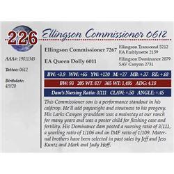 ELLINGSON COMMISSIONER 0612