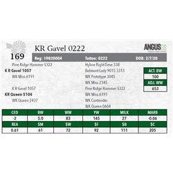 KR GAVEL 0222