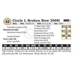 Circle L Broken Bow 200H