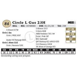 Circlel Gus 23H