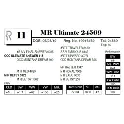 MR Ultimate 24569