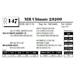 MR Ultimate 23209