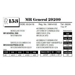 MR General 29209