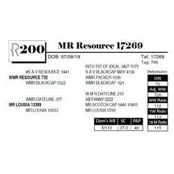 MR Resource 17269