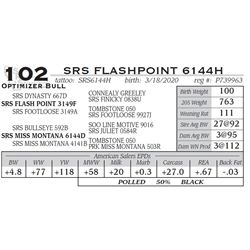SRS FLASHPOINT 6144H