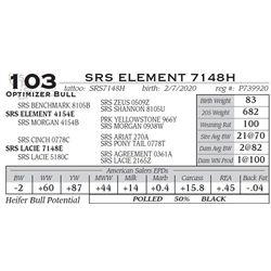 SRS ELEMENT 7148H