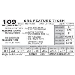SRS FEATURE 7105H
