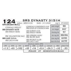 SRS DYNASTY 3151H