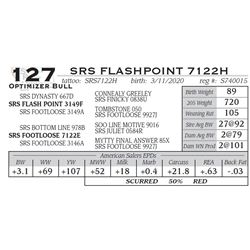 SRS FLASHPOINT 7122H
