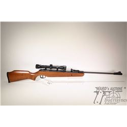 No Pal Req. air rifle Ruger model AirHawk, .177Cal (4.5mm) 490 FPS single shot hinge break, w/ bbl l