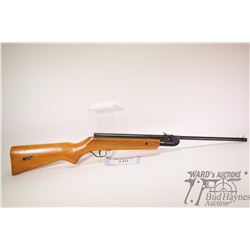 Non-Restricted air rifle Unknown Hungarian model Break Action Air Gun, .177 cal single shot hinge br