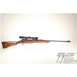 "Non-Restricted rifle Enfield model P14, .303 Brit five shot bolt action, w/ bbl length 24"" [Blued ba"