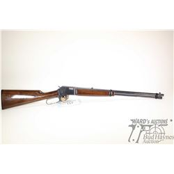 Non-Restricted rifle Browning ( made in Japan) model BL22, 22 S-L-LR lever action, w/ bbl length 20""