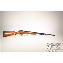 "Non-Restricted rifle Cooey model 60, .22 bolt action, w/ bbl length 24"" [Blued barrel and receiver t"