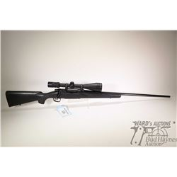 Non-Restricted rifle Winchester model 70, 300 Win. Mag. three shot bolt action, w/ bbl length 25 3/4