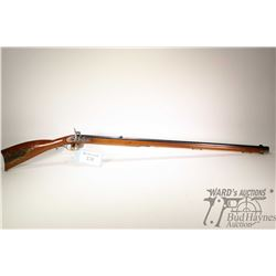 Non-Restricted rifle Eruoarm model Kentucky Rifle Repro., .45 Perc. Single shot percussion, w/ bbl l