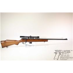 "Non-Restricted rifle Marlin model 25M, . 22 W.M.R. ten shot bolt action, w/ bbl length 22"" [Blue bar"