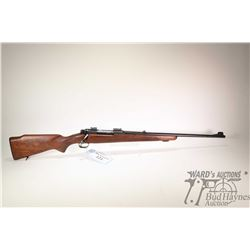 Non-Restricted rifle Winchester model 70 Featherweight, 243 Win. three shot bolt action, w/ bbl leng