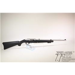 Non-Restricted rifle Ruger model 10/22 Takedown, 22LR ten shots semi automatic, w/ bbl length 18 1/2