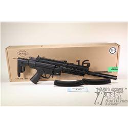 Non-Restricted rifle German Sports Guns model GSG-16, 22LR twenty two shot semi automatic, w/ bbl le