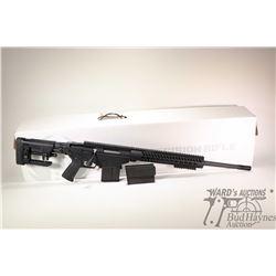 """Non-Restricted rifle Ruger model Precision, .308 cal ten shots bolt action, w/ bbl length 21"""" [Black"""