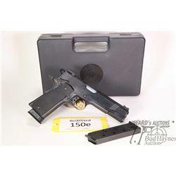 Restricted handgun Norinco model M1911A1, .45 ACP eight shot semi automatic, w/ bbl length 127mm [Bl