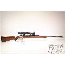 "Non-Restricted rifle Husqvarna .270 Win. bolt action, w/ bbl length 24"" [Blued barrel and receiver."