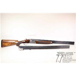 "Non-Restricted shotgun Rottweil model Olympia 72 Skeet, 12Ga  2 3/4"" two shot hinge break, w/ bbl le"