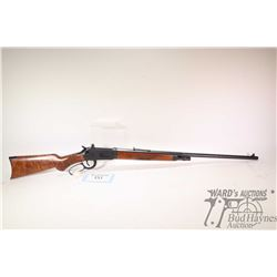 """Non-Restricted rifle Winchester model 1894 (1894-1994), 30 W.C.F lever action, w/ bbl length 26"""" [Bl"""