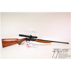 """Non-Restricted rifle FN Browning model SA-22 Take-Down, 22LR semi automatic, w/ bbl length 19"""" [Blue"""