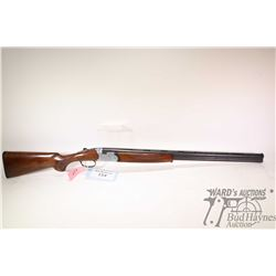 "Non-Restricted shotgun Beretta model S687 Silver Pigeon, 20Ga 2 3/4"" & 3"" two shot hinge break, w/ b"