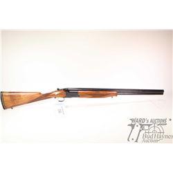 """Non-Restricted shotgun Browning model Citori, 20Ga 2 3/4"""" & 3"""" two shot hinge break, w/ bbl length 2"""