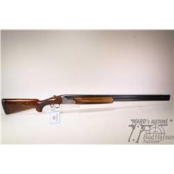 "Non-Restricted shotgun Rottweil model Trap Montreal, 12Ga 2 1/2"" two shot hinge break, w/ bbl length"