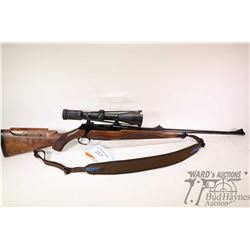 """Non-Restricted rifle Sauer model 202, .30-06 bolt action, w/ bbl length 24"""" [Blued barrel and left h"""