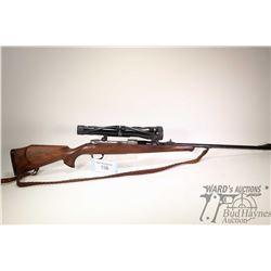 "Non-Restricted rifle Heym model SR 20G, 300 Win. Mag bolt action, w/ bbl length 26"" [Blued barrel wi"