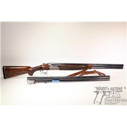"""Non-Restricted shotgun Rottweil model Grade 4, 12Ga 2 3/4"""" two shot hinge break, w/ bbl length 26 3/"""