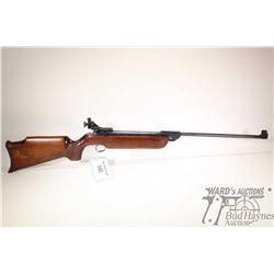 Non-Restricted Walther model LG 53, 530 FPS, 4.5 cal/.177 Single Shot hinge break, w/ bbl length 17