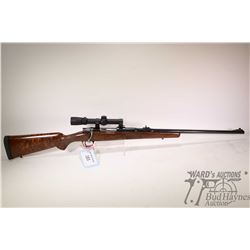 "Non-Restricted rifle FN Browning model Safari, .458 Win. Mag. bolt action, w/ bbl length 24"" [Blued"