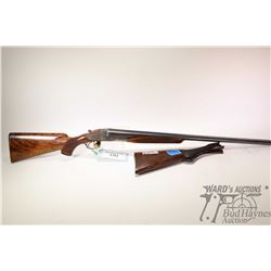 Non-Restricted shotgun Hunter Arms Co. model L.C. Smith Splty Grade, 12Ga two shot hinge break, w/ b