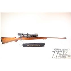"Non-Restricted rifle Birmingham Small Arms Co .270 Win bolt action, w/ bbl length 24"" [Blued barrel"