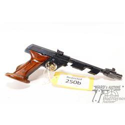 Restricted handgun Hi-Standard model Supermatic Citation 102, 22LR ten Shot semi automatic, w/ bbl l