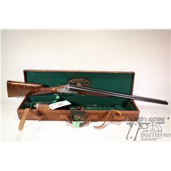 "Non-Restricted shotgun Suhl model Special, 12Ga 2 3/4"" two shot hinge break, w/ bbl length 28"" [Blue"