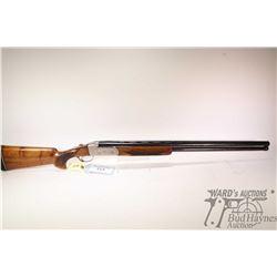 "Non-Restricted shotgun Krieghoff model K 80, 12Ga,  2 3/4"" two shot hinge break, w/ bbl length 32"" ["