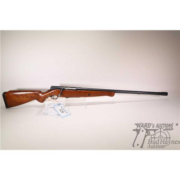 """Non-Restricted shotgun Mossberg model 190, 16Ga 2 3/4"""" bolt action, w/ bbl length 26"""" [Blued barrel"""