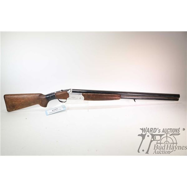 "Non-Restricted shotgun Classic model Over Under, 12Ga 3"" two shot hinge break, w/ bbl length 28"" [Bl"