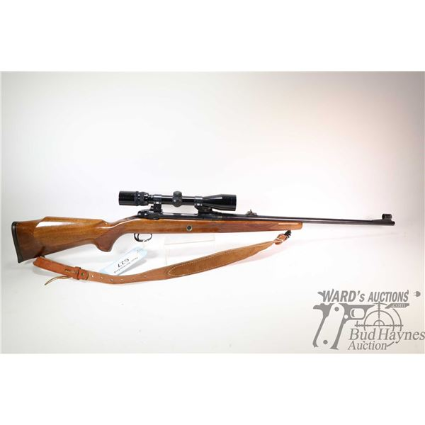 """Non-Restricted rifle Savage model 110CL Series J, 30-06 bolt action, w/ bbl length 22"""" [Blued barrel"""