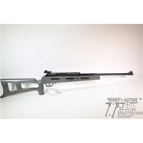 "No Pal Req. air rifle Marksman model 1792, .177 Single hinge break, w/ bbl length 15"" [Hood from fro"