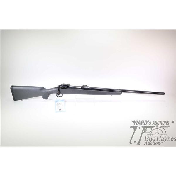 "Non-Restricted Savage/ Stevens model 110, 220 Swift Single Shot bolt action, w/ bbl length 24"" [Cust"