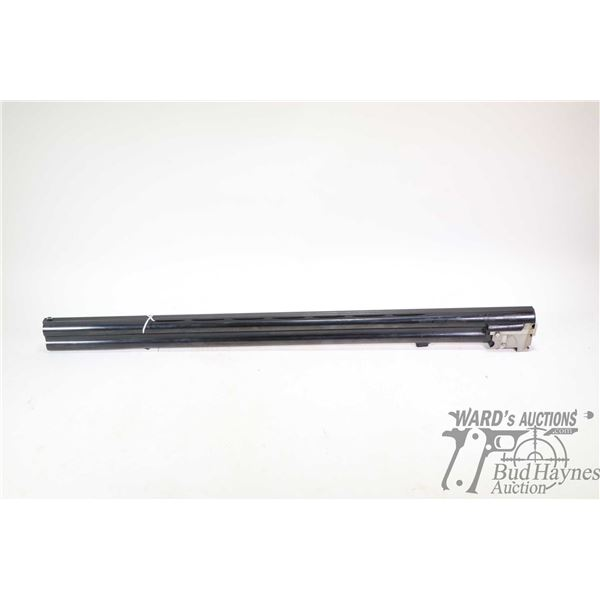 "Rottweill Skeet Olympic'72 barrel set 27"", 12 ga. 2 3/4"" chamber, threaded for chokes with single be"